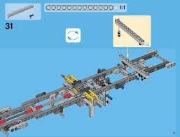 lego mobile crane mk ii instructions 42009 technic