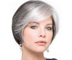 haircuts for white hair 10 best short grey hair styles images on pinterest short layered