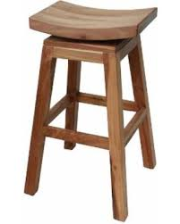 Wooden Swivel Bar Stool Check Out These Deals On Brookstone Swivel Saddle Wooden Bar