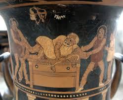 Ancient Greek Vase Painting Paestan Vase Painting Wikipedia
