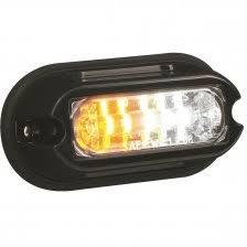 mirror mount beacon lights km led amber warning beacon light with k m mirror mounting bracket