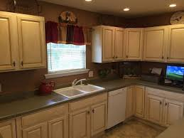 Kitchen Cabinets Huntsville Al Kitchen Cabinets Makeover With Milk Paint Hometalk