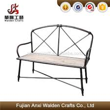 Folding Metal Outdoor Chairs Folding Metal Bench Folding Metal Bench Suppliers And