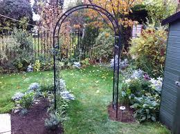 garden archway ideas home outdoor decoration