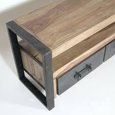 bureau industriel metal bois stunning bureau bois métal industriel contemporary joshkrajcik us