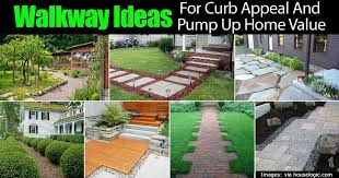 Landscaping For Curb Appeal - tips on how to add curb appeal from front to back