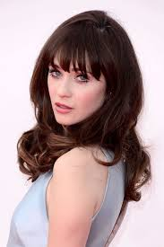 Mad Men Hairstyles For Women by Fringes The Best Celebrity Looks In Every Length And Every Style