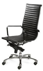 siege de bureau fauteuil de bureau design noir speedy