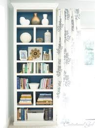 Bookcase In Wall Analysis Of A Well Styled Bookcase Centsational Style