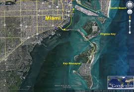 Satellite Map Of Florida by Red Bull Flugtag Miami U2013 Paddling To A Downtown Kayak Boat