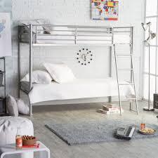 Bunk Beds Chicago Duro Chicago Bunk Bed Silver Sbp037kdslt