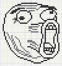 Lol Guy Meme - buzy bobbins lol guy meme cross stitch design