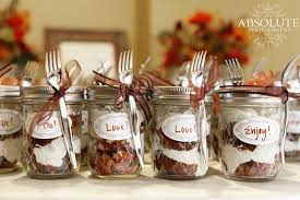 fall wedding favors wedding favors ideas and tips the creative touch events