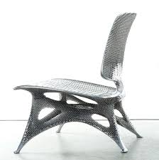 Alu Chair Design Ideas Cellular Level Design In 3d Printed Aluminum Chair From Joris