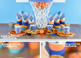 basketball party ideas slam dunk basketball party easy party ideas sprinkle some