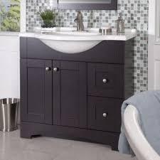 Glacier Bay White Vanity Top 7 Single Sink Vanities Ebay Glacier Bay Bathroom Vanity Free