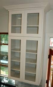 Glass Door Wall Cabinet Kitchen Glass Door Kitchen Wall Cabinet Proxart Co