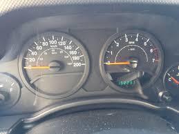 jeep wrangler speedometer 2009 jeep wrangler tillsonburg c a r s inc