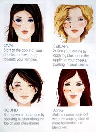 long shaped face check out our contouring guide for our tips