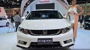 honda civic facelift 2014 honda civic facelift live photos from motor
