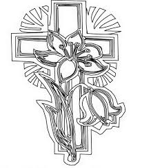 good friday coloring pages pintables kids family holiday