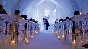 Hotel De Glace Canada At Canada Wedding Venue Expect Cold Feet Travel Weekly