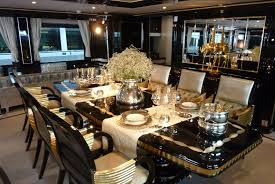 Expensive Dining Room Furniture Table Centerpiece Mixed Luxury Dining Room Sets With Black