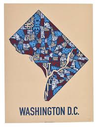 Boston Neighborhood Map by Washington Dc Neighborhood Map 18