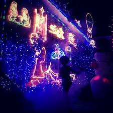 christmas lights in melbourne u0027s west a three stop itinerary with