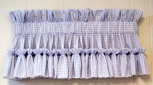 delores u0027 ruffled country style curtains