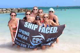 spring break party cruise 2018 college party cruise