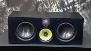 home theater center speaker акустика bowers u0026 wilkins htm61 s2 center speaker youtube
