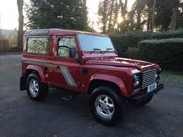 1996 land rover defender 90 county station wagon 300 tdi j hollick
