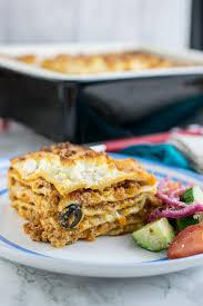 cuisine lasagne lasagne every nook cranny