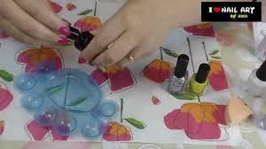 video tutorial nail art per halloween 2015 la casa stregata