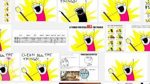 Buy All The Things Meme - meme origins all the things tic spawned by artist allie brosh