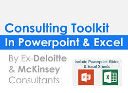 Amazon Com Consulting Toolkit In Powerpoint And Excel By Ex Mckinsey Ppt