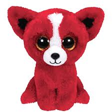 amazon ty beanie boos tomato chihuahua toy fair exclusive