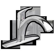 rate kitchen faucets chrome faucet and shank combo