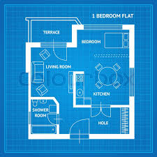 floor plan blueprint apartment floor plan blueprint top view basic room of home