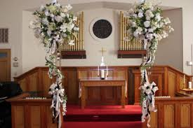 wedding altar decorations wedding centerpiece for church altar wedding altar flowers 2