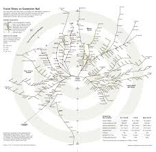Nj Train Map The New York Times U003e New York Region U003e Image U003e Travel Times On