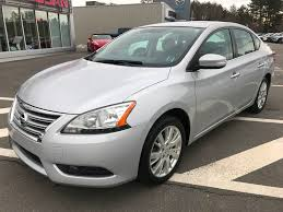 white nissan sentra used 2013 nissan sentra sl in kentville used inventory