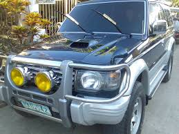 mitsubishi celeste modified mitsubishi pajero 2800 intercooler turbo 4721810