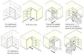 kitchen base cabinet height corner base cabinet options kitchen corner base cabinet dimensions