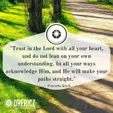 trust lord bible verse drericz