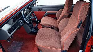 renault fuego interior worst sports cars renault fuego