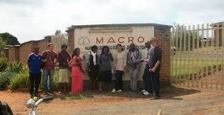 Malawi Volunteers making a film in Mzuzu  Progressio