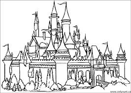 Disney Princess Castle Coloring Pages Free Coloring Sheets Coloring Pages Castles
