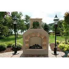 Outdoor Fireplace Surround by Firestone Fire Stone Sonfs42ng T Outdoor Fireplace Surround With